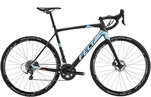 Felt F3x matt teXtreme Rahmengröße 55 cm 2017 Cyclocrosser