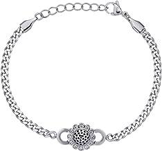 MEGIDESI Sun-Flower Bracelet for Pretty Girls