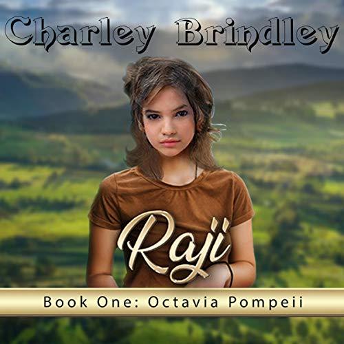 Raji: Book One audiobook cover art