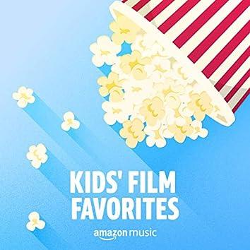 Kids' Film Favourites
