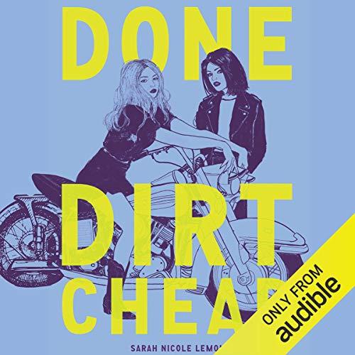 Done Dirt Cheap audiobook cover art
