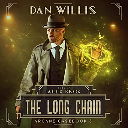 The Long Chain Audiobook By Dan Willis cover art