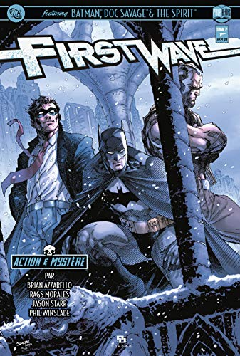 First wave, Tome 2 :