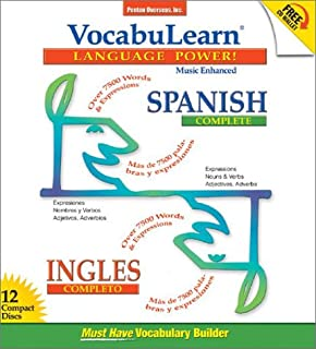 Best vocabulearn spanish complete Reviews