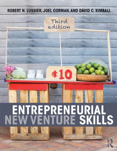 Download Entrepreneurial New Venture Skills 041582530X