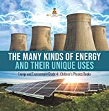 The Many Kinds of Energy and Their Unique Uses | Energy and Environment Grade 4 | Children's Physics Books (English Edition)