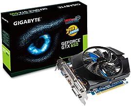 Gigabyte GeForce GTX 650 OC 2GB GDDR5 PCI-Express 3.0 2xDVI-D/HDMI/D-SUB Graphics Card GV-N650OC-2GI