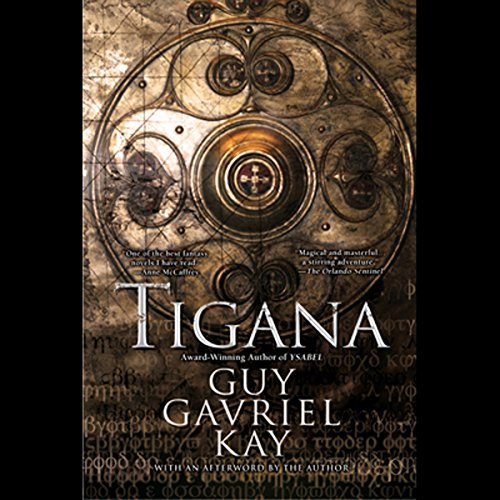 Tigana audiobook cover art
