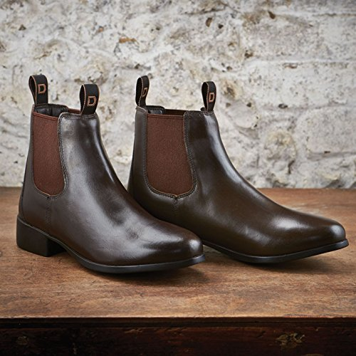 Dublin Foundation Jodphur Boots Brown