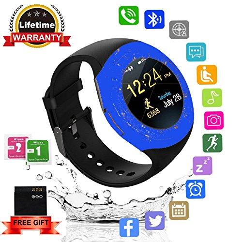 Smartwatch, Blue (Blue22)