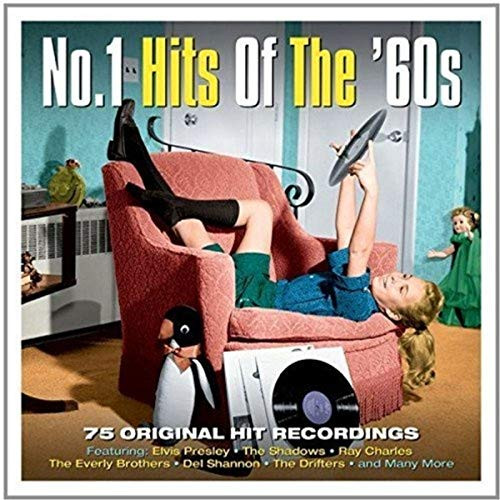 No.1 Hits Of The 60s / Various