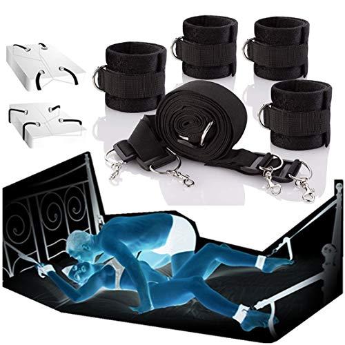 LOLO Assist - Correas para el kit de yoga para juegos de ondage y instrumentos andcuffs moderación?