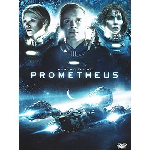 Prometheus (DVD singolo)