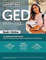 Accepted GED Preparation All Subjects