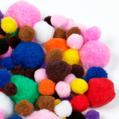 Creation Station - Assortimento di Pompon