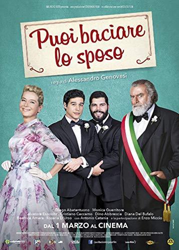 My Big Crazy Italian Wedding / My Big Gay Italian Wedding ( Puoi baciare lo sposo ) [ Italienische Import ]