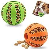 Etusur Dog Toy Ball, Non-Toxic bite-Resistant Natural...