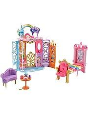 Barbie Mobilier - Castillo Dreamtopia Arco Iris