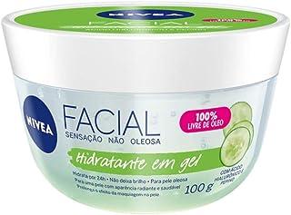 Creme Facial Hidratante Nivea 100G Fresh Em Gel, NIVEA