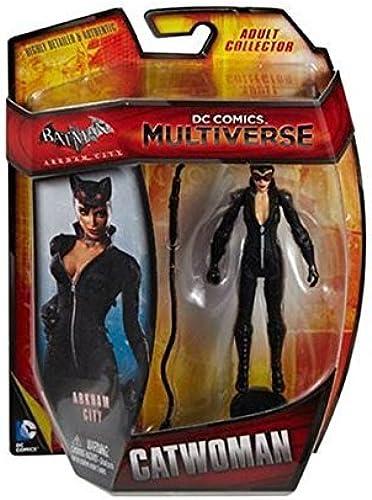 DC Comics Multiverse Batman - Catwoman Action Figure by DC Comics