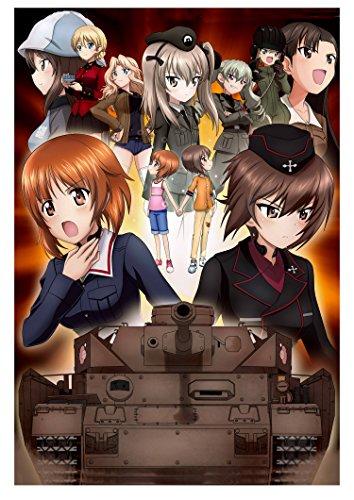 Anime Kalender 2020 (12 Pages 20x30cm) Girls UND Panzer Manga 2