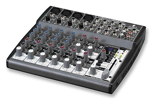 Behringer Xenyx 1202FX XENYX 1202FX [1], revestido de consola de mezcla (Epítome verificado)