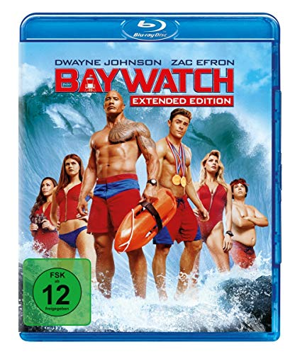 Baywatch - Extended Edition [Blu-ray]