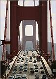 Poster 50 x 70 cm: Golden Gate Bridge von Marcel Schauer -