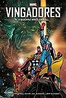 Marvel Vintage Vingadores: Guerra Kree/skrull