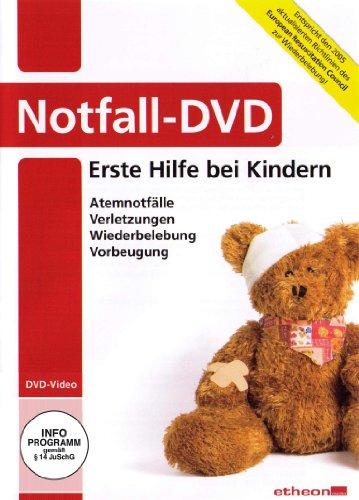 Notfall-DVD - Erste Hilfe bei Kindern