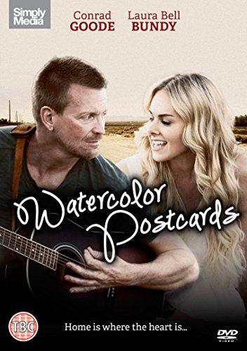 Watercolour Postcards [Import anglais]