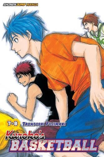 Kuroko's Basketball, Vol. 4: Includes Vols. 7 & 8