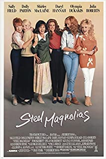HSE Shirley MacLaine Julia Roberts Steel Magnolias Classic Movie Poster 24X36 (Reproduction, not an Original)