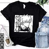 Bakugou Katsuki, My Hero Academia, Shirt, Kacchan, Katsuki Bakugou, Plus Ultra, Deku, All Might, Todoroki, Manga Tee