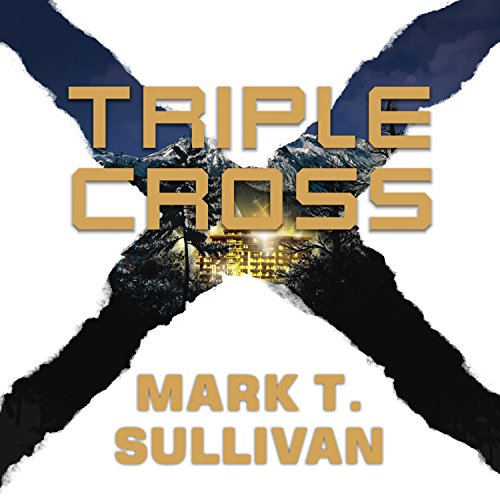 Triple Cross audiobook cover art