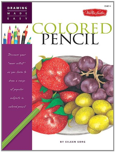 Colored Pencil Drawing Made Easy