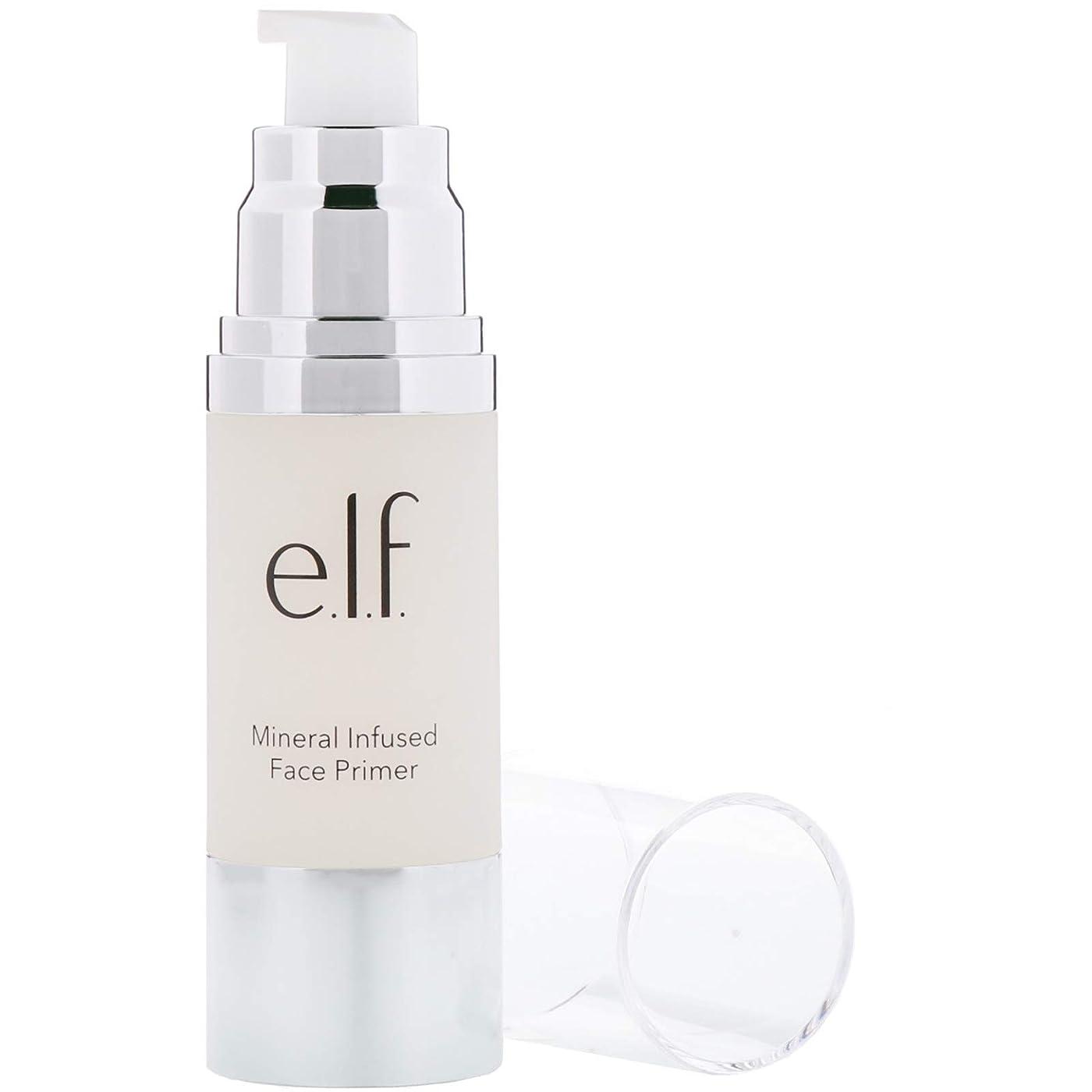 ヒューマニスティックドキュメンタリーマウスピースe.l.f. Mineral Infused Face Primer Large - Clear (並行輸入品)