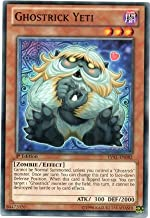 YU-GI-OH! - Ghostrick Yeti (LVAL-EN082) - Legacy of The Valiant - 1st Edition - Common