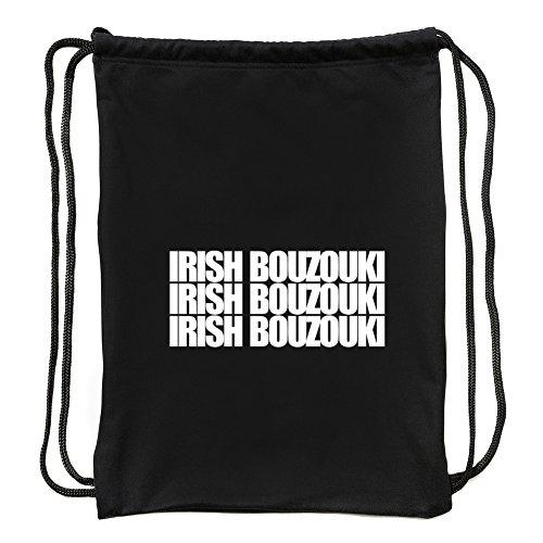 Eddany Irish Bouzouki Three Words Turnbeutel
