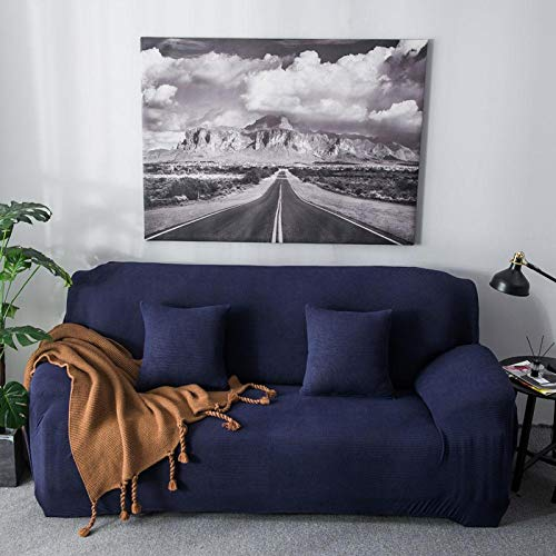 Omabeta abzunehmen Schonbezug rutschfeste elastische Knitterfestigkeit für(Single seat 90-140cm)