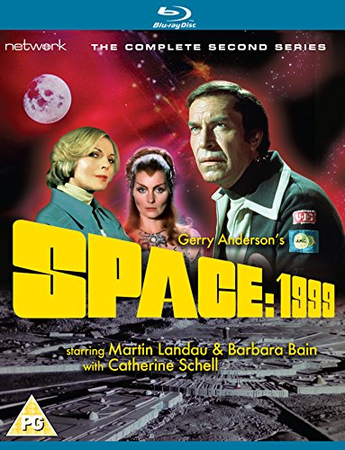 Space: 1999 - The Complete Second Series [Blu-ray] [Reino Unido]