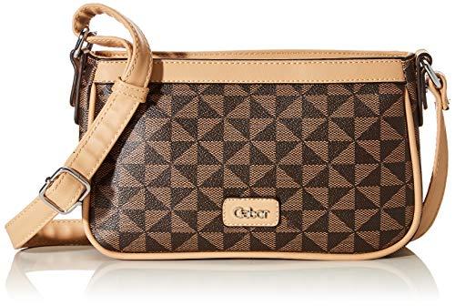 Gabor Damen Barina Cross Bag S, Braun (braun), 23x14x4.5 cm