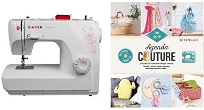 Machine a coudre - SINGER Starlet + Agenda Couture 2016: Amazon.es ...