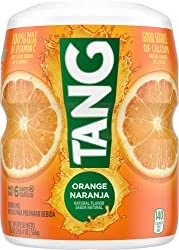 Tang Orange Powdered Drink Mix with Vitamin C, 20 Ounce