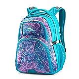 Best School Backpacks - High Sierra Swerve Laptop Backpack, Sequin Facets/Blue Review