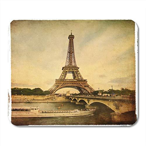 Francia París Vintage Eiffel Torre Ciudad Antigua