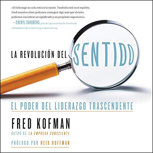 La revolución del sentido [The Revolution of Consciousness] audiobook cover art