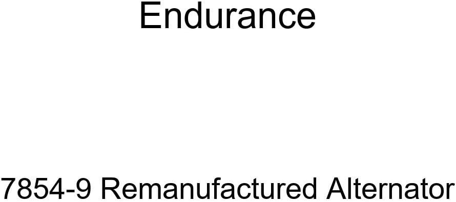 Great interest Endurance 7854-9 Remanufactured Alternator Popularity