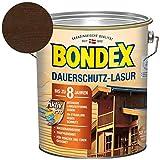 Bondex Dauerschutz-Lasur Nussbaum 4,00 l - 329922