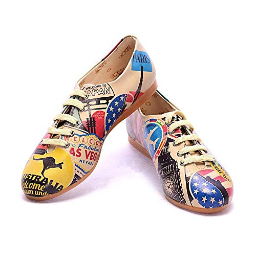 GOBY Slv29 - Zapatos Mujer